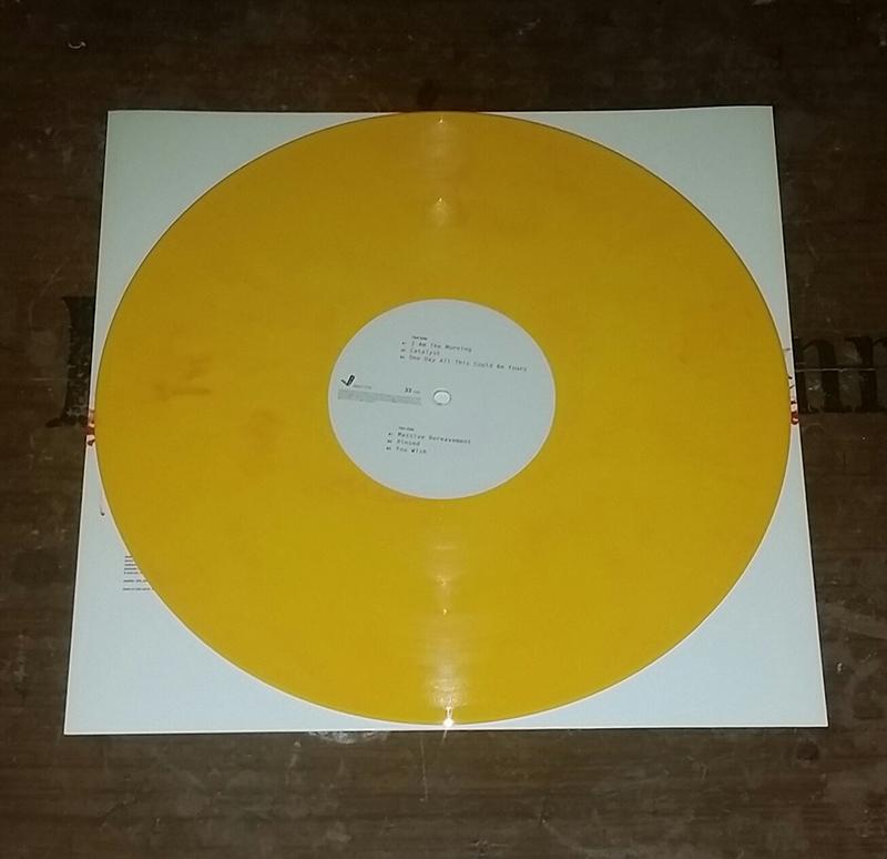 Oceansize - Effloresce 2LP Vinyl Reissue
