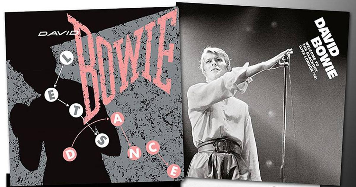 Unver 246 Ffentlichtes Von David Bowie Und Led Zeppelin Zum